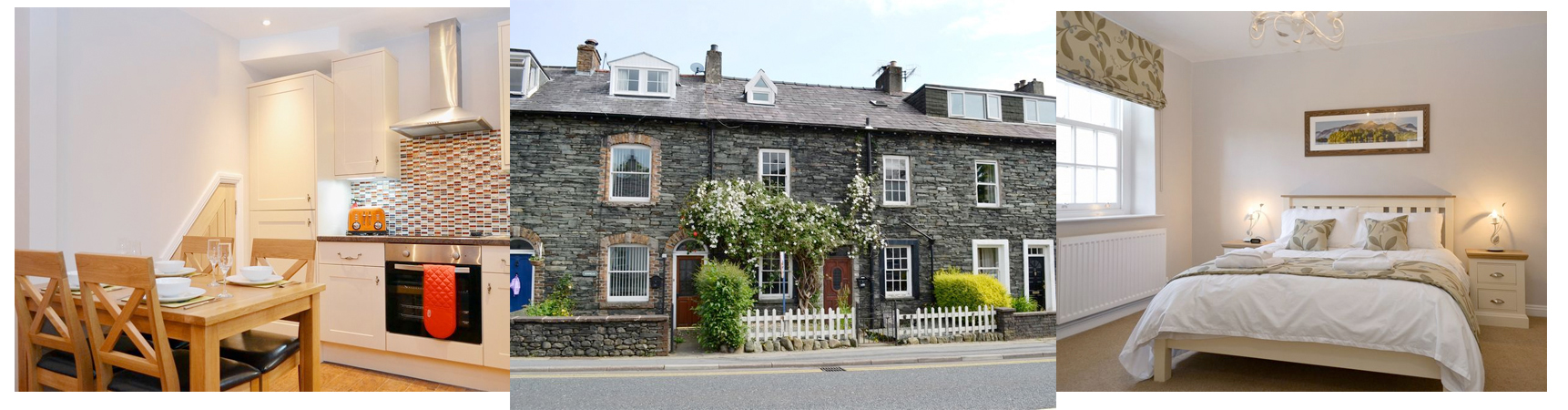 Rose Cottage holiday cottage for families