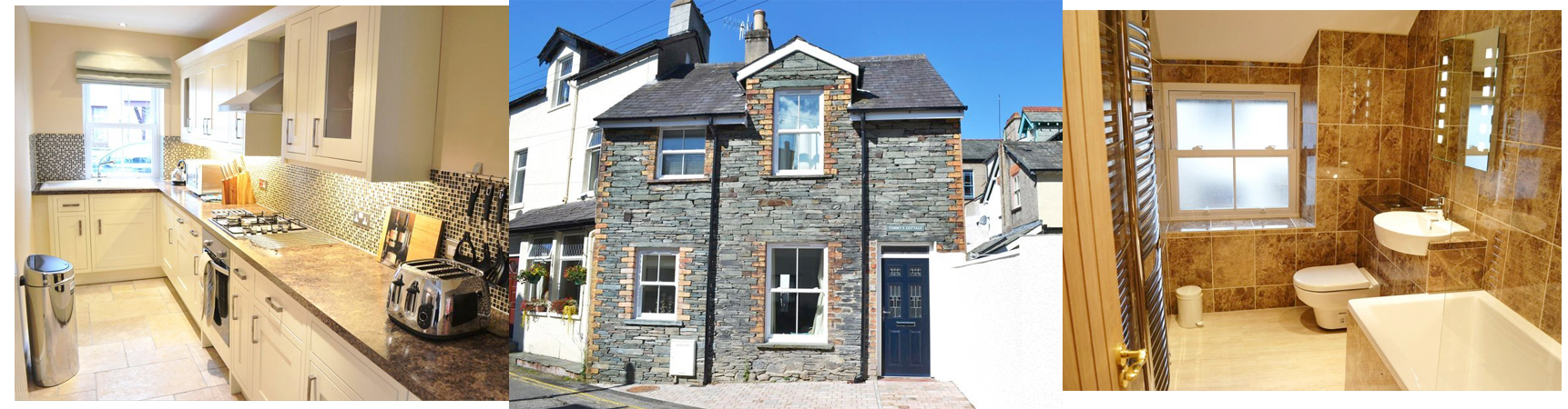 Tommy's Cottage holiday cottage for families