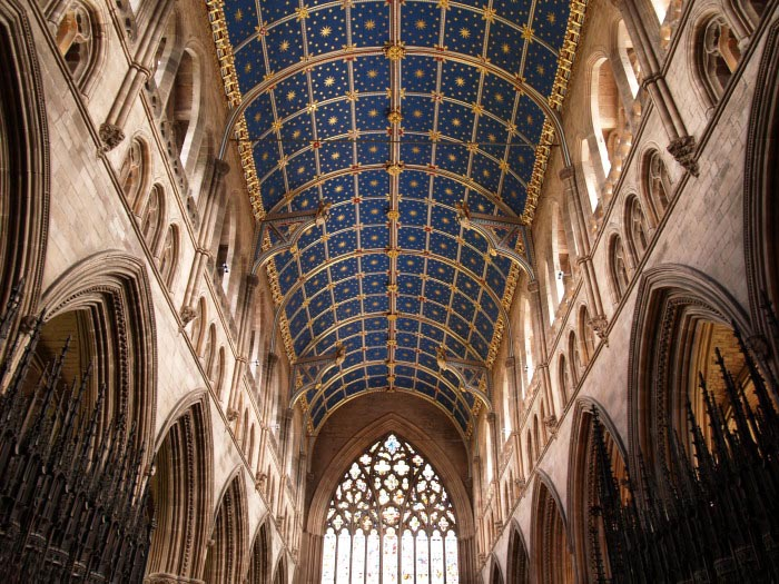 things to do in Cumbria: Carlisle Cathedral