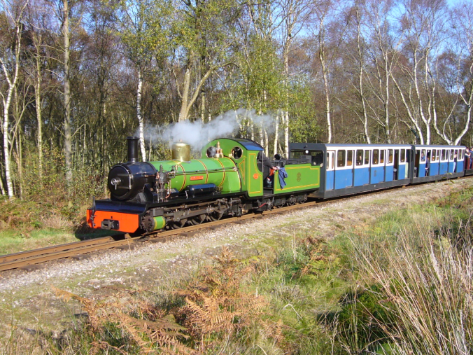 things to do in Cumbria: Ravenglass & Eskdale Railway