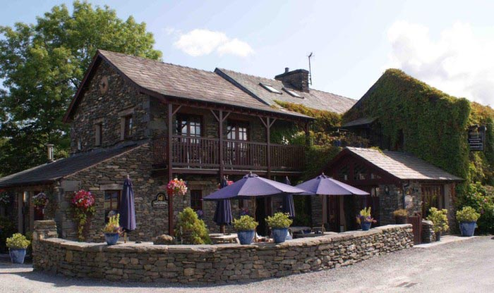 things to do in Cumbria Watermill Inn & Brewery