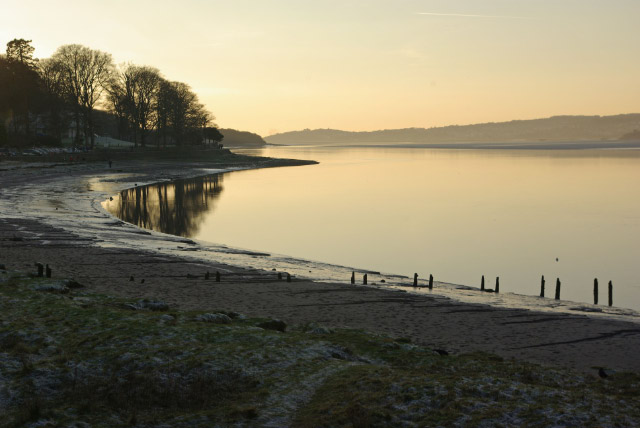 Beaches in Lake District