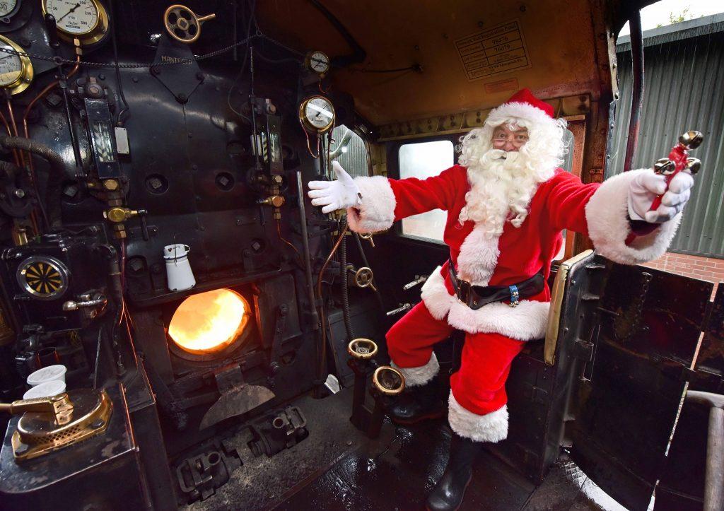 Christmas North Yorkshire Moors Railway